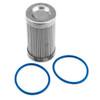 "Fuelab 6 micron / Micro-Fiberglass 3"" Replacement Element"