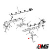 LT4 Direct Injection Fuel Injector (Set of 8)