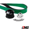 LT4 2.30 Griptec Pulley and Belt Combo