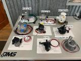 Supercharger Coolant Pump Flow Test