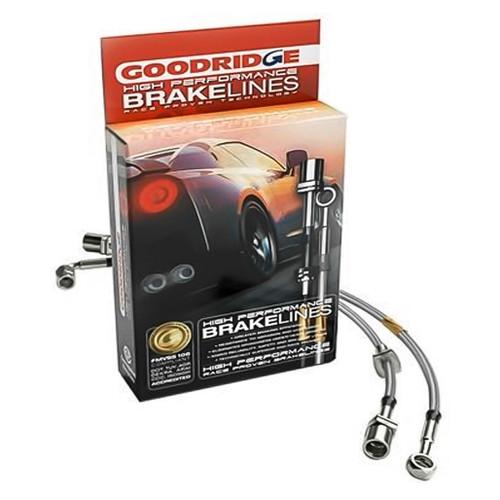 Goodridge 09-15 Cadillac CTS-V (All CTS-V w/ Brembo Brakes) Brake Lines