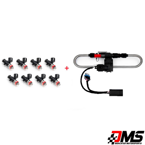 DSX Flex Fuel Kit + Injectors of your Choice Combo