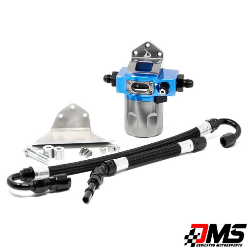 Injector Dynamics ID F750 Fuel Filter Bolt On Kit for the LSA