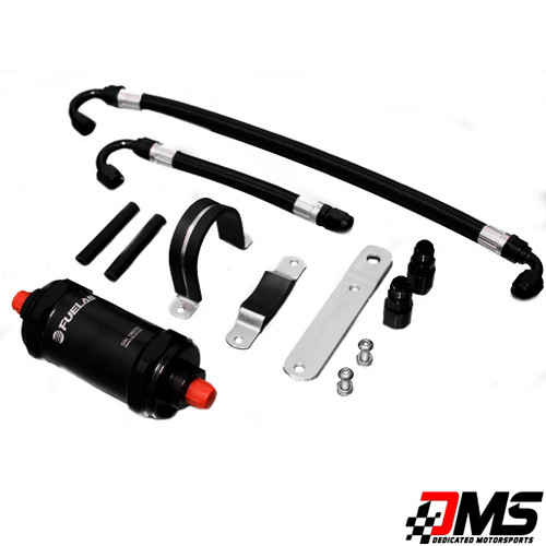 DMS Auxiliary Fuel Filter Kit for 2012-2015 ZL1 Camaro