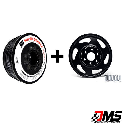 "C7Z ATI Lower Balancer and DMS 9.60"" Pulley"