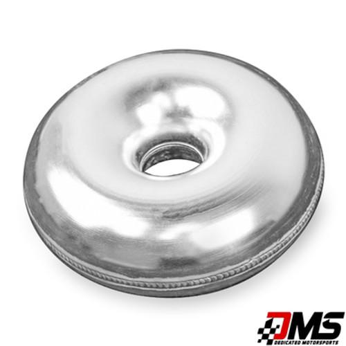 """4"""" Aluminum Donut 3/4:1 Radius"""