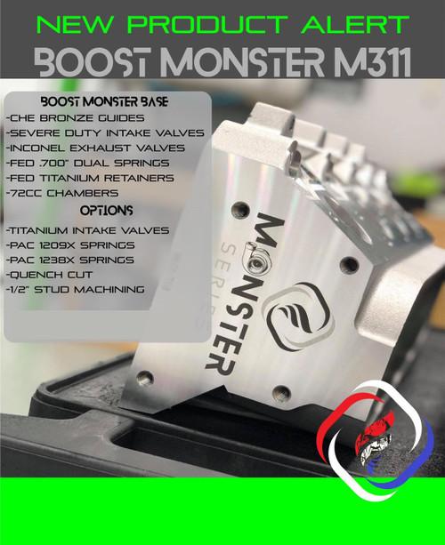 FED M311 LS3/LSA BOOST Monster Cylinder Heads