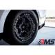 DMS Billet Center Cap for Weld Wheels 31mm Height