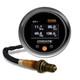 ECF-1: (FUEL) Ethanol Content & Air/Fuel Ratio Gauge W/ Sensor