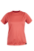 Women's Reversible Cambia Short Sleeve : Hot Coral