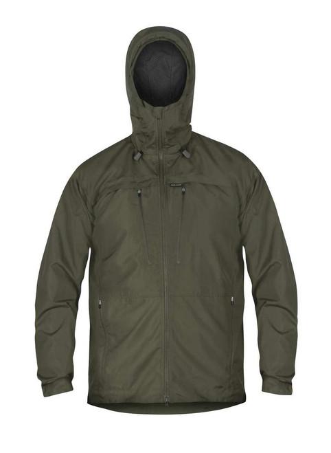 Páramo Men's Bentu Windproof Jacket: Moss