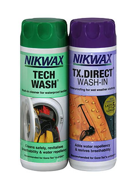 Tech Wash / TX Direct Twin Pack 300ml