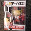 Funko Pop 62 Star Wars The Force Awakens Poe Dameron Vinyl Bobble-Head Figure (FNK6222)