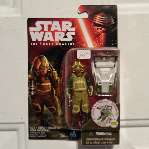 Hasbro Star Wars The Force Awakens Goss Toowers Action Figure (B4172)