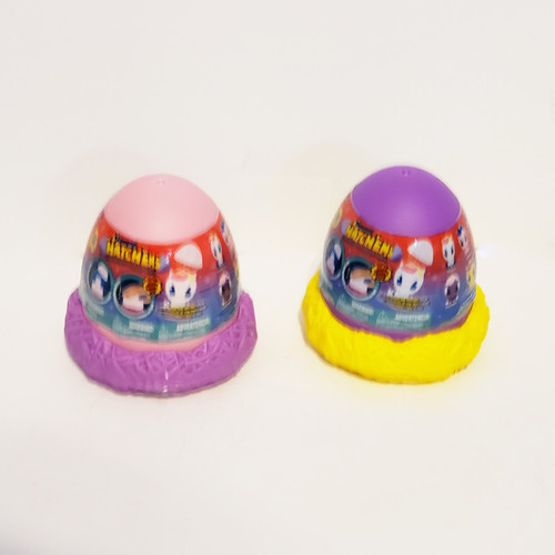 Mash'Ems Hatch'Ems Unicorns Series 1 Surprise Blind Box Squishy Toy by Basic Fun BFN58065