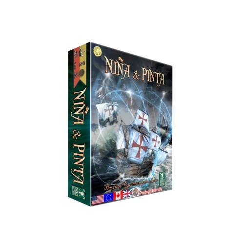Ragnar Brothers Nina & Pinta Board Game GBS3602