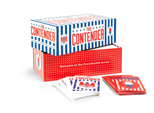 The Contender Game of Presidential Debate Golden Bell 5231
