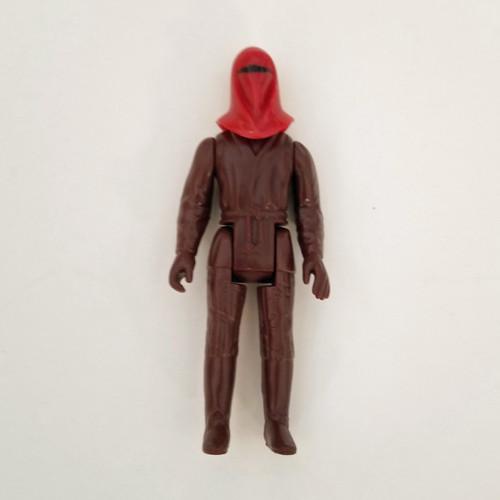 Vintage 1983 Kenner Star Wars ROTJ Return of the Jedi Emperor's Royal Guard Action Figure