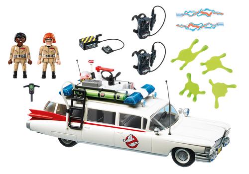 Playmobil 9220 Ghostbusters Ecto-1 w/ Lights & Sounds