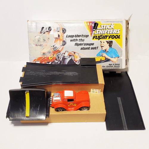 Vintage 1973 Hasbro Stick Shifters Flipin' Fool VERY RARE #6661