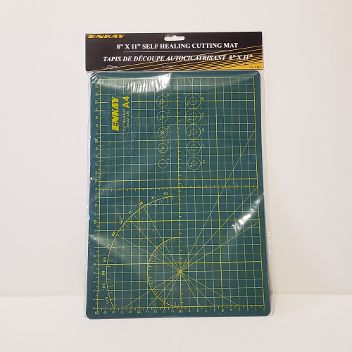 "Enkay 8x11"" Large Self Healing Cutting Mat Hobby Tool #4111"