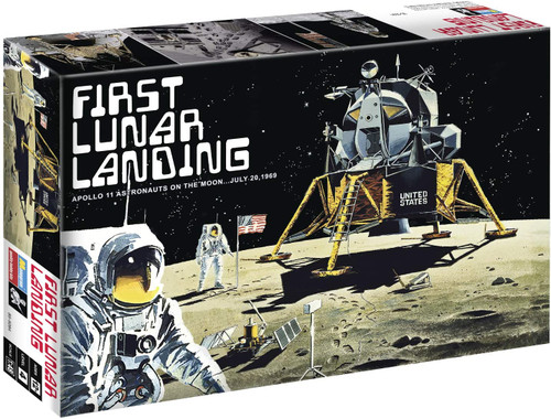 Monogram First Lunar Landing 50th Anniv. 1/48 Scale Plastic Model Kit