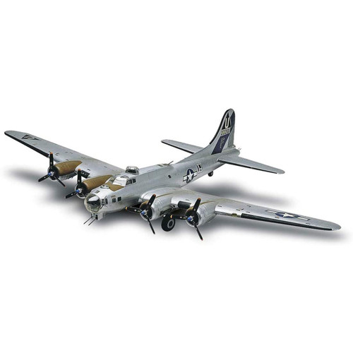 Revell B-17G Flying Fortress 1/48 Scale WWII Bomber Plastic Model Kit 85-5600