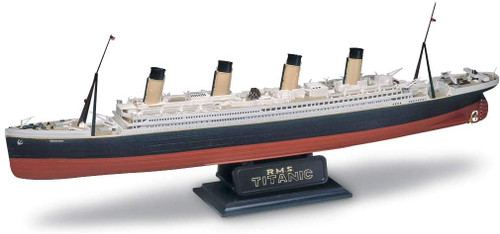 Revell RMS Titanic 1/570 Scale Plastic Model Kit 85-0445