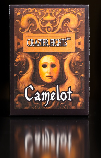 Recoculous Crazier Eights Camelot Card Game