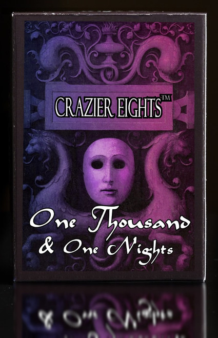 Recoculous Crazier Eights One Thousand & One Nights Card Game