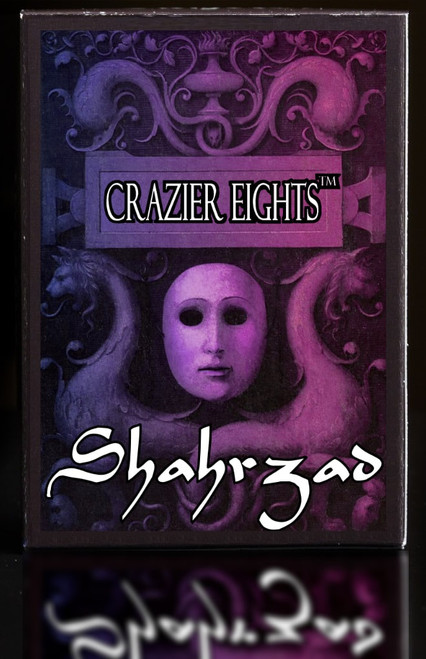 Recoculous Crazier Eights Shahrzad Card Game