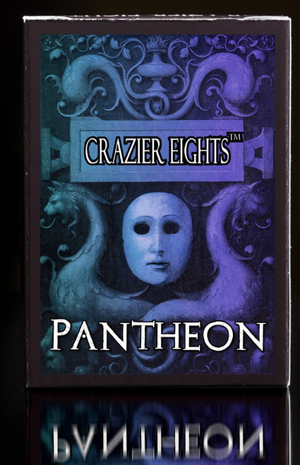 Recoculous Crazier Eights Pantheon Card Game