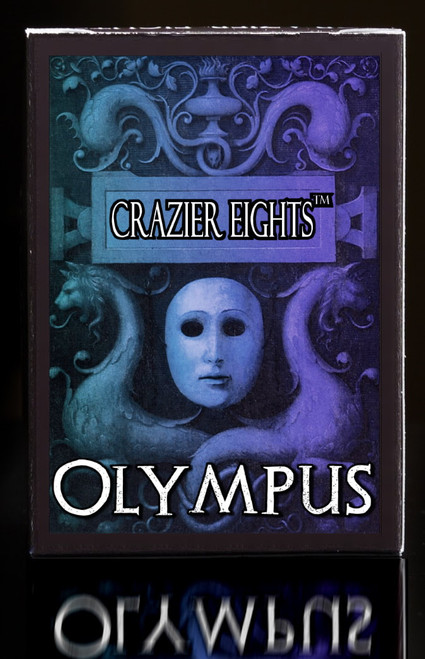 Recoculous Crazier Eights Olympus Card Game