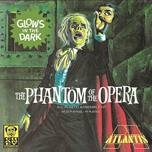 Phantom of the Opera Glow in he Dark Model Kit 1/8 Scale Atlantis Models A451