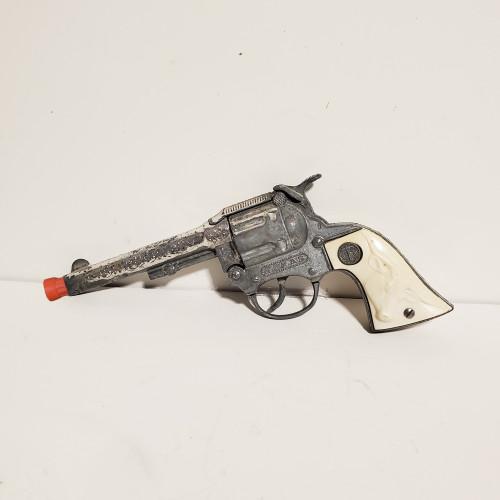 Vintage 1950's Long Island Die Casting 'Texas' Cap Gun