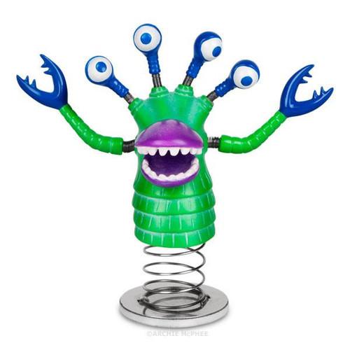 Dashboard Monster Bobble-Head Nodder Archie McPhee 12291