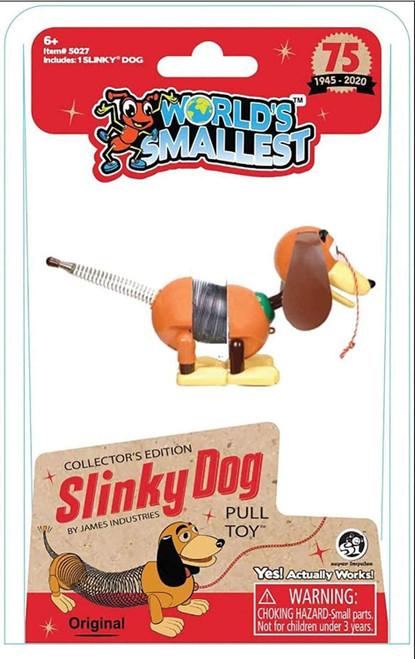 World's Smallest Slinky Dog by Super Impulse SI-5027