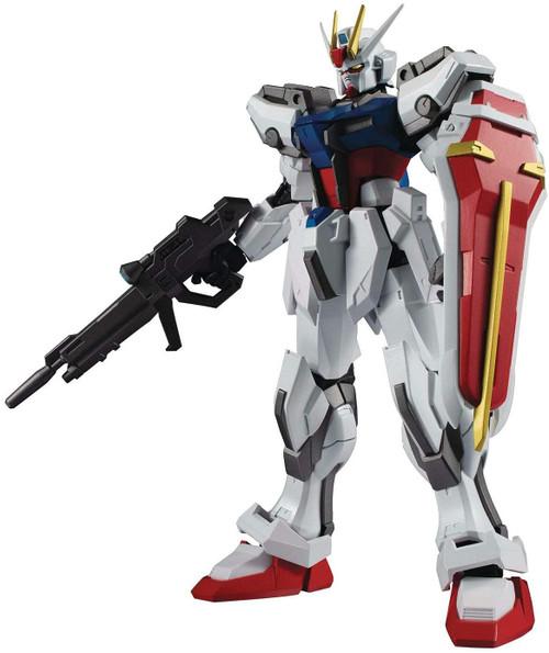 Bandai Spirits Tamashii Nations Gundam Universe GAT-X105 Strike Gundam Mobile Suit Gundam Seed Action Figure BAS58957