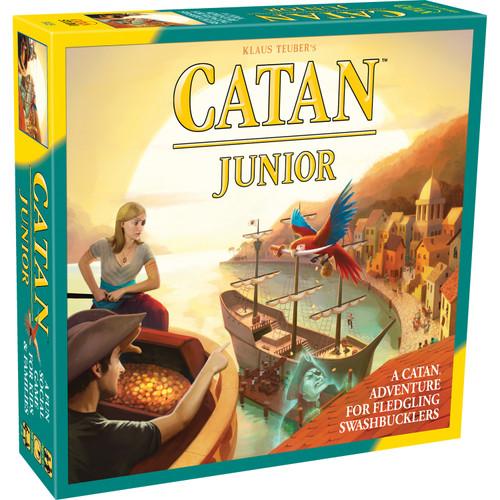 Klaus Teuber's Catan: Junior Board Game (Base Game) CN3025 Asmodee