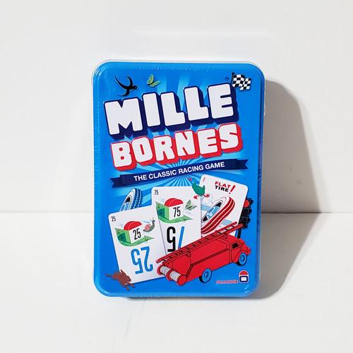 Dujardin Mille Bornes The Classic Racing Card Game Asmodee MIB01