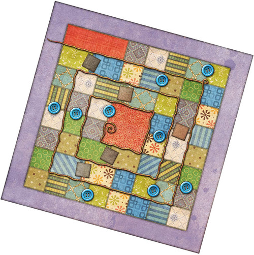Lookout Games Patchwork Strategy Board Game By Uwe Rosenberg Asmodee LK3505