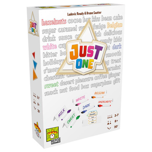 Just One Party Game Repos Productions/Asmodee JOUS01