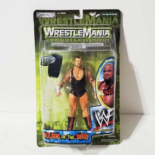 Jakks Pacific TAZZ WWF Wrestlemania 2000 Rulers Of The Ring Action Figure WWE JAKP93000