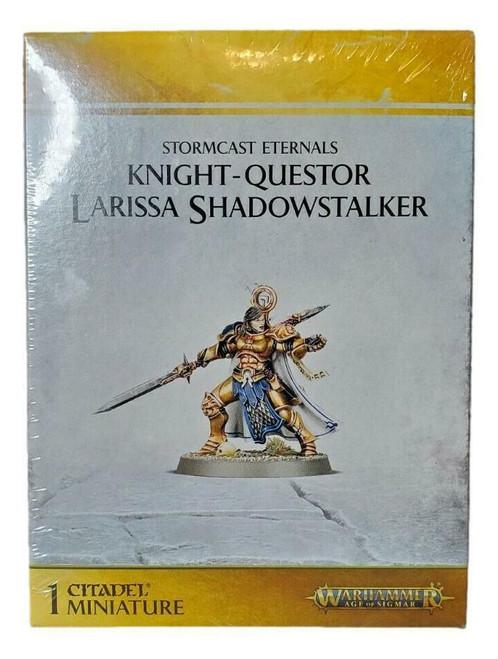 Warhammer Age of Sigmar AOS Stormcast Eternals Knight-Questor Larissa Shadowstalker