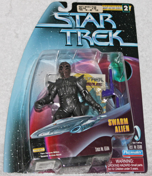 Playmates #65104 Star Trek Voyager Swarm Alien Action Figure