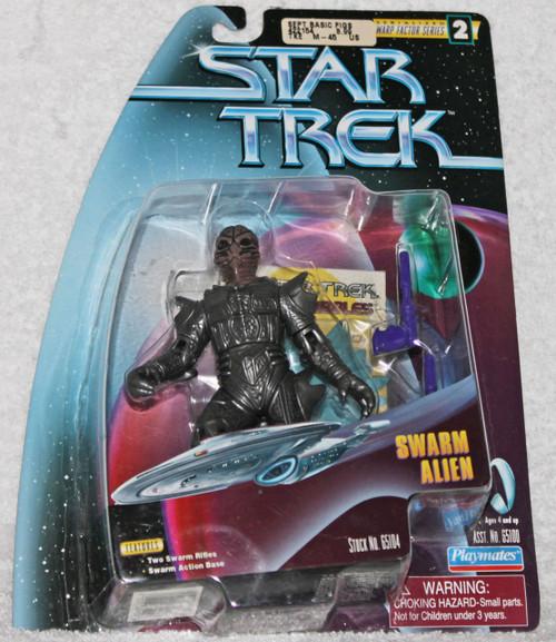 Playmates #65104 Star Trek Voyager Swarm Alien Action Figure
