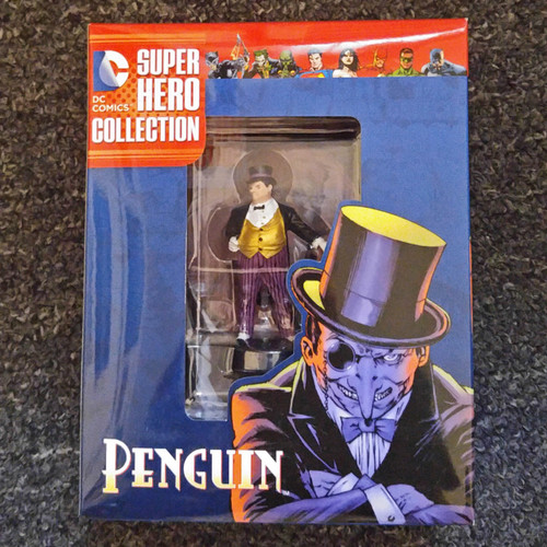 Eaglemoss DC Comics Superhero Collection Penguin
