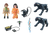 Playmobil 9220 Ghostbusters Peter Venkman and Terror Dogs Playset PLM9223