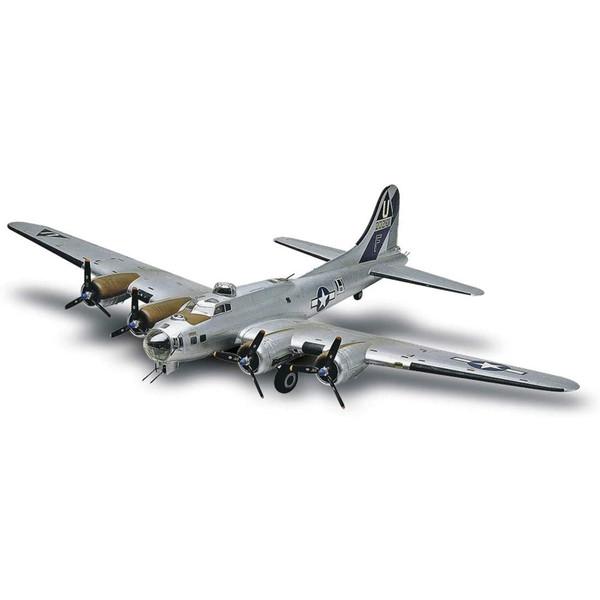 Revell B-17G Flying Fortress 1/48 Scale WWII Bomber Plastic Model Kit 85-5600