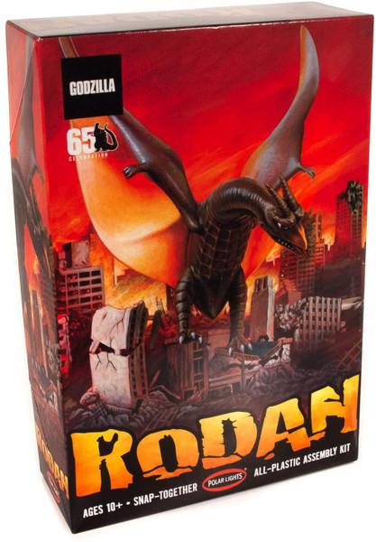 Polar Lights Rodan 1/800 Scale Plastic Snap Model Kit Aurora Re-Issue POL963